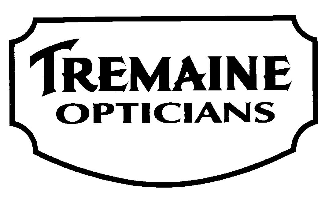 Tremaine Opticians Logo